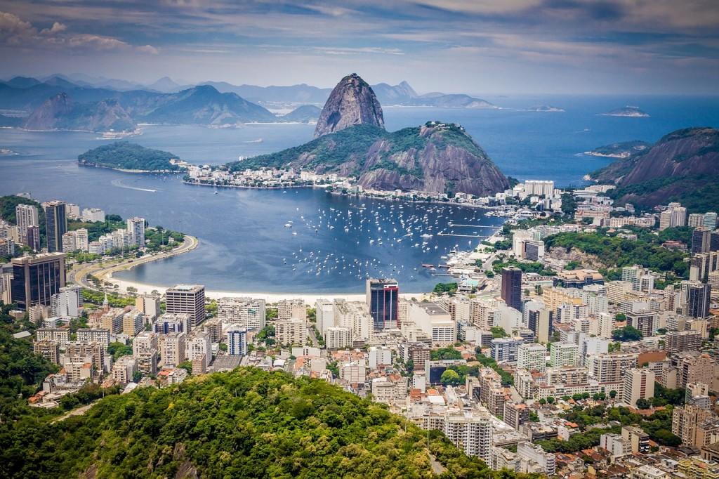 Екскурзия до Рио де Жанейро, Бразилия